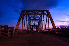The bridge in Kingwood, TX